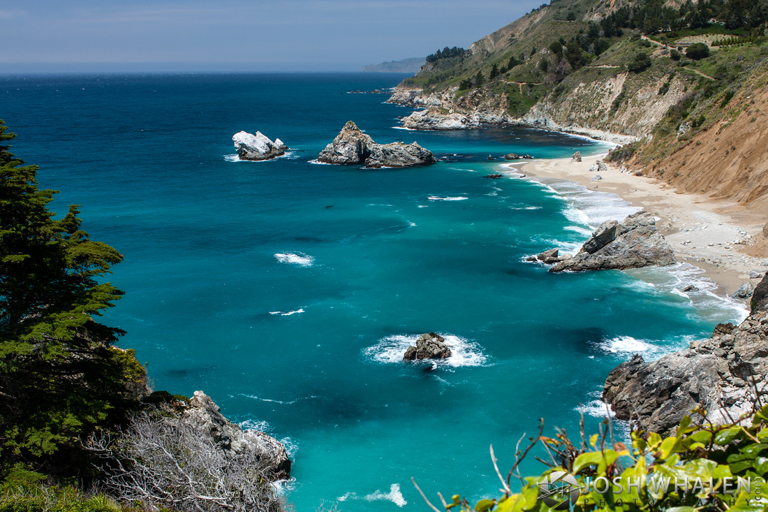 Image ID# Whalen-100508-1958 | Julia Pfeiffer Burns State Park Two