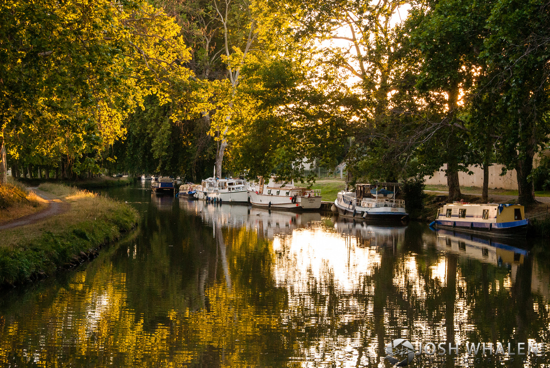 Image ID# Whalen-110702-2406 | Canal Du Midi One