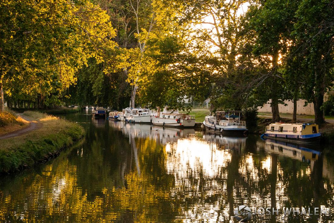 Image ID# Whalen-110702-2406 | Canal Du Midi One