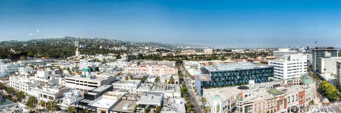Image ID# Whalen-120507-3014 | Beverly Hills Panoramic