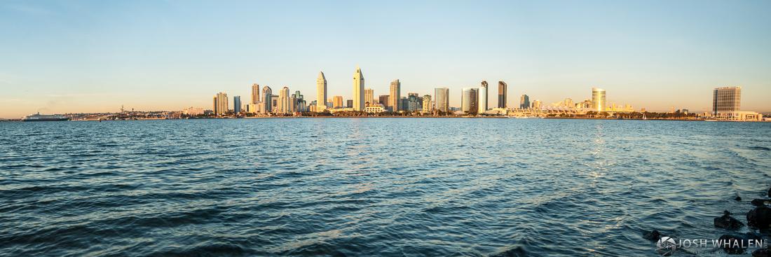 Image ID# Whalen-110112-6000   San Diego Skyline Four